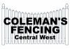 Coleman's Fencing Central West