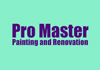 Pro Master Painting and Renovation
