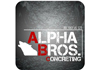 Alpha Bros Concreting