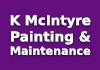 K McIntyre Painting & Maintenance