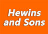 Hewins and Sons