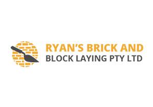 RYAN'S BRICK AND BLOCK LAYING