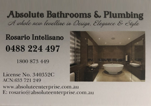 DT Plumbing Group Pty Ltd
