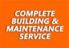 COMPLETE BUILDING & MAINTENANCE SERVICE