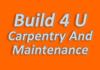 Build 4 U Carpentry And Maintenance