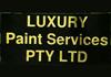 LUXURY Paint Services PTY LTD