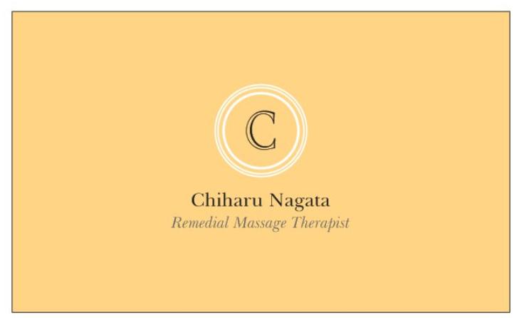 Chiharu Nagata Remedial Massage