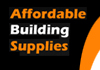 Affordable Building Supplies