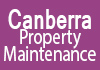 Canberra Property Maintenance