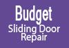 Budget Sliding Door Repair
