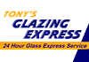 Tony's Glazing Express