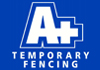 A Plus Temporary Fencing