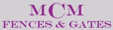 MCM Fences & Gates