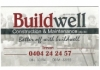 Buildwell Construction and Maintenance