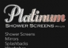 Platinum Shower Screens