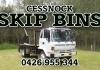 Cessnock skip bins