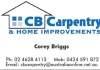 CB Carpentry and Home Improvements