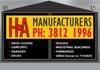 H A Manufacturers