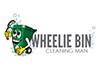 Wheelie Bin Cleaning Man