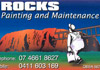 Rocks Painting & Maintenance