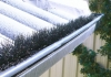 Brushguard gutter guard (by Enovee)
