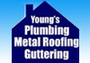Youngs Plumbing, Metal Roofing and Guttering