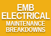 EMB Electrical Maintenance Breakdowns