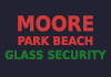Moore Park Beach Glass Security