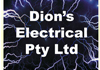 Dions Electrical Pty Ltd