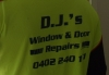 DJ's Window & Door Repairs