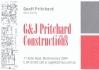 G & J Pritchard Constructions Pty Ltd
