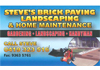 Steve's Brick Paving & Landscaping