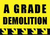 A Grade Demolition Pty Ltd