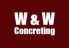 W & W Concreting