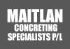 Maitland Concreting Specialists P/L