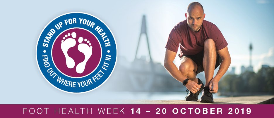 Foot Health Week 2019