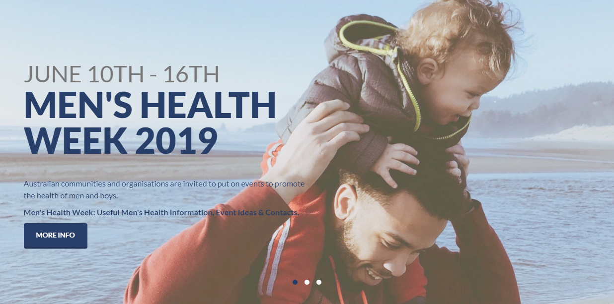International Men's Health Week 2019