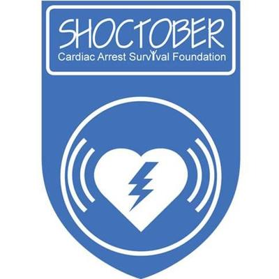 Shoctober Defibrillator Awareness Month 2019