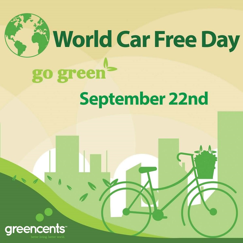 World Car-free Day 2019