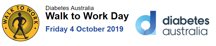 Walk to Work Day 2019