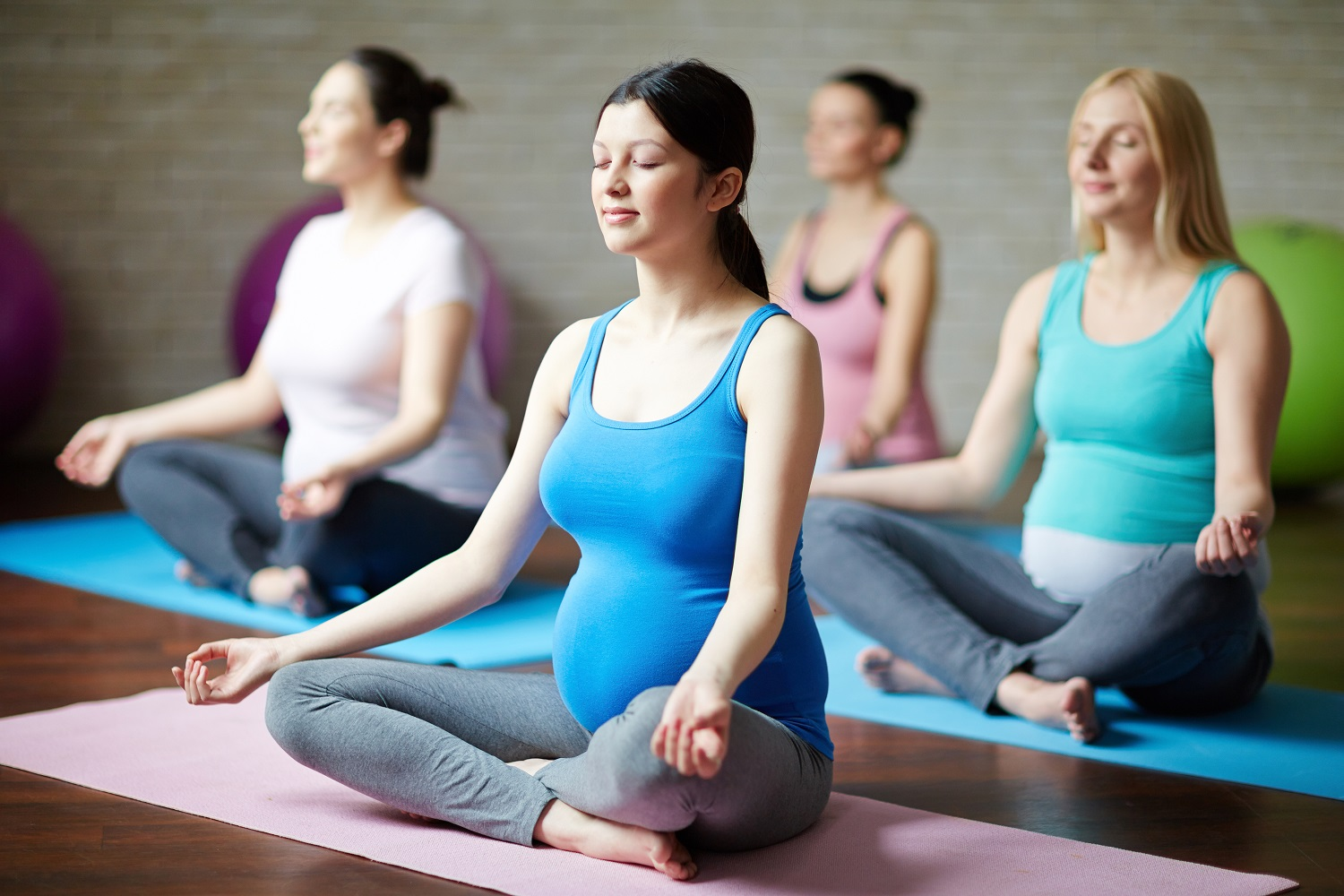 Yoga for Pregnant Women & Pregnancy Yoga Classes