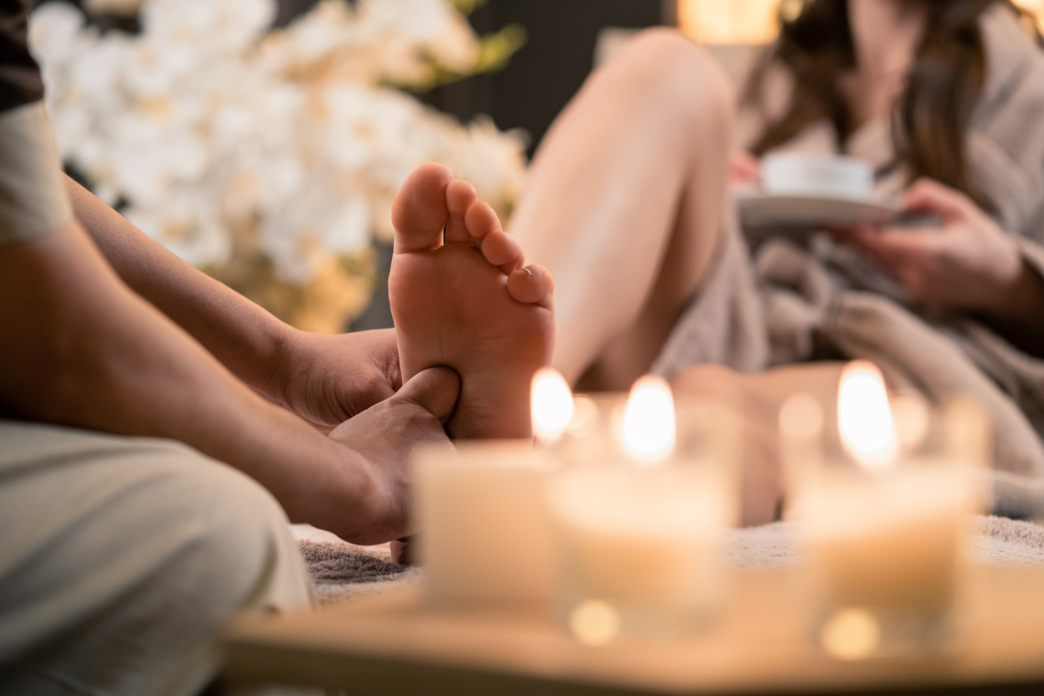 What is Reflexology & What are the Benefits of Reflexology Massage?