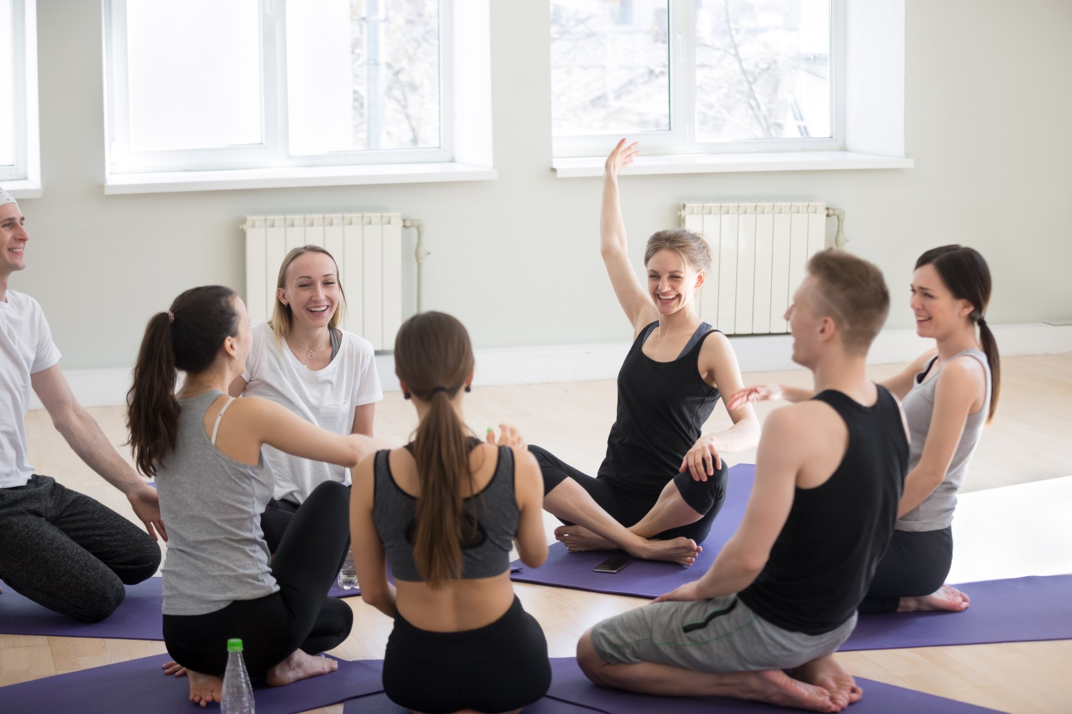 What is Laughter Yoga & How to Do Laughter Yoga?